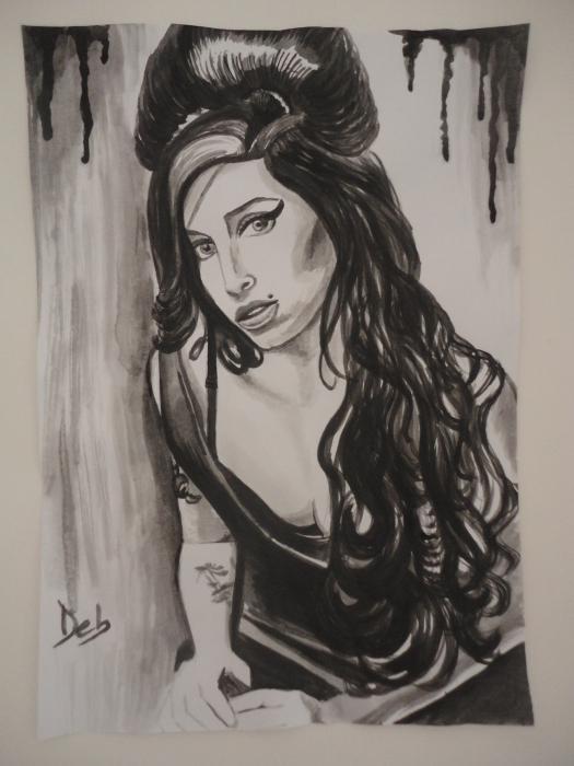 Amy Winehouse par deborah1978